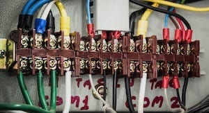 Mister Sparky Electrician Kansas City helps you understand electrical wire colors